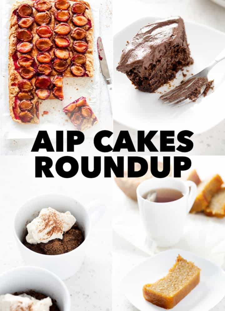 pictures of AIP Cakes