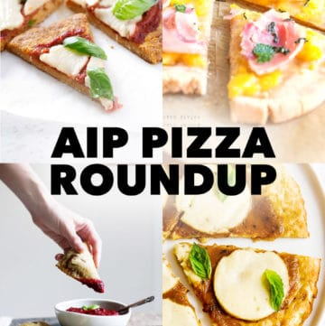 pictures of AIP Pizza