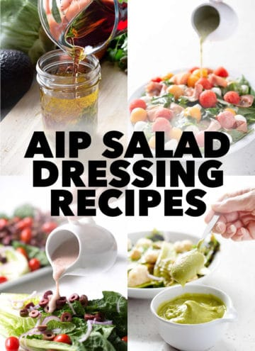 pictures of AIP Salad Dressing recipes