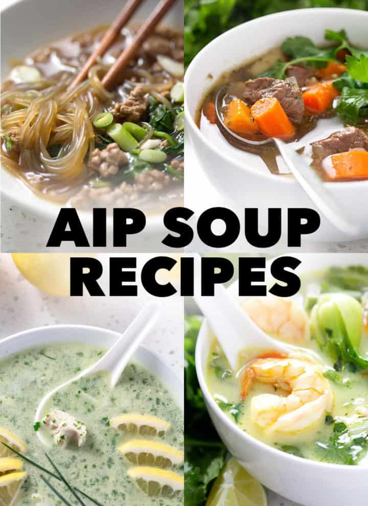 pictures of AIP soup recipes